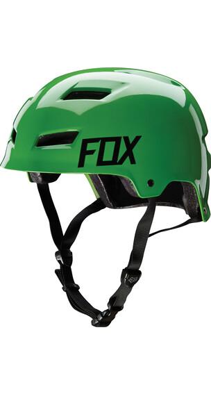 Fox Transition Kask Mężczyźni zielony